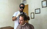آرایشگری با شیوههایی عجیب در شهرری + فیلم