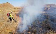 آتشسوزی در 20 نقطه در جنوب سرزمینهای اشغالی