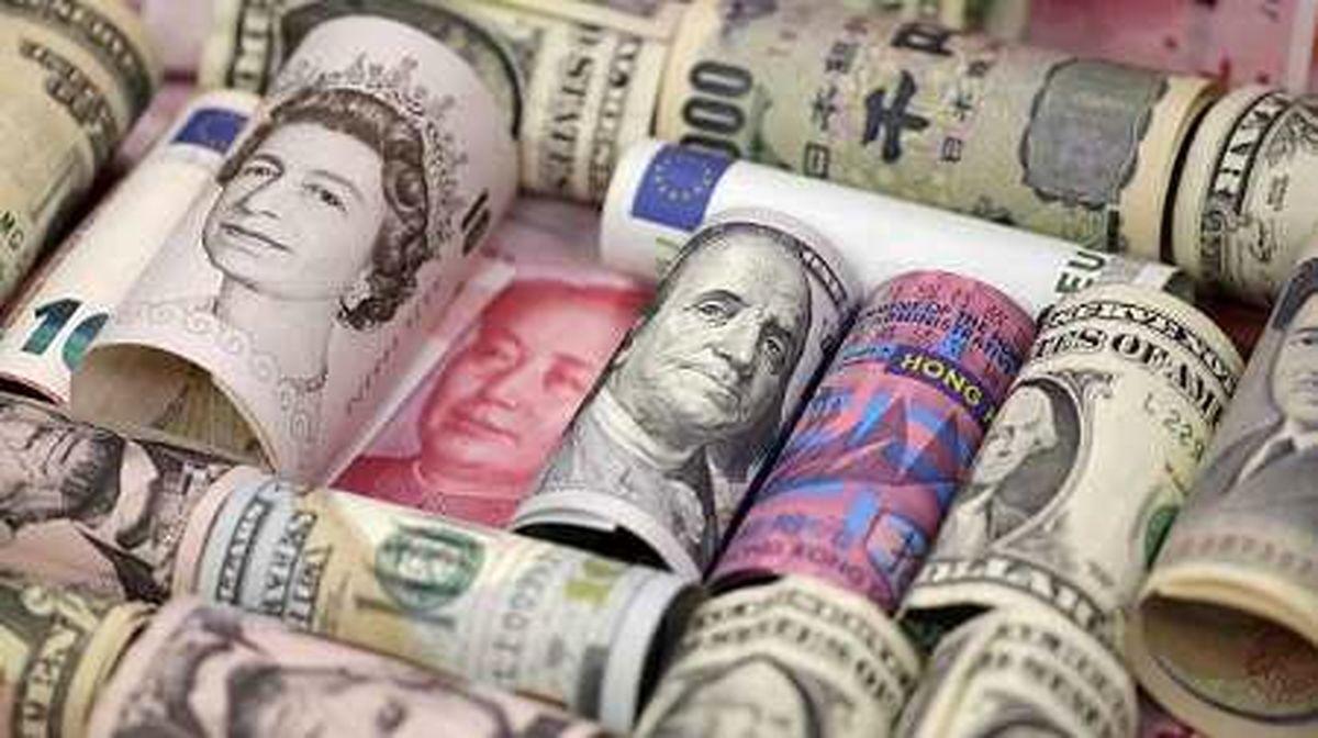 دلار بانکی افت کرد