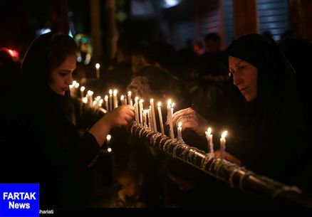 برگزاری شام غریبان بوشهری به یاد مظلومیت شهدای دشت کربلا