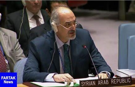 نماینده سوریه درسازمان ملل: آمریکا، انگلیس و فرانسه، سوریه را نابود کردند