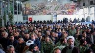 تجمع مردمی حمایت از پاسداران در سمنان برگزار میشود