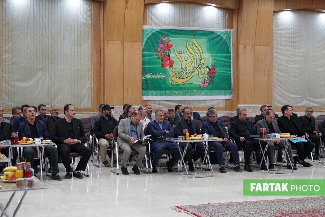 دومین نشست هماهنگی ستاد اربعین در عراق