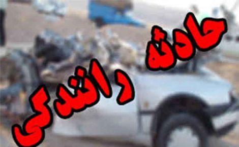 2 عکس باورنکردنی از تصادفی وحشتناک در اصفهان
