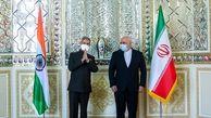 ورود وزیر خارجه هند به تهران/ پیام مودی برای آیتالله رئیسی