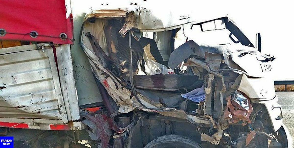 تصادف در بزرگراه شهید شوشتری مشهد یک کشته و 2 مجروح برجای گذاشت