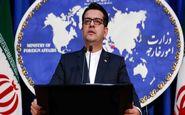 موسوی مصاحبه ظریف با ایران اینترنشنال را تکذیب کرد
