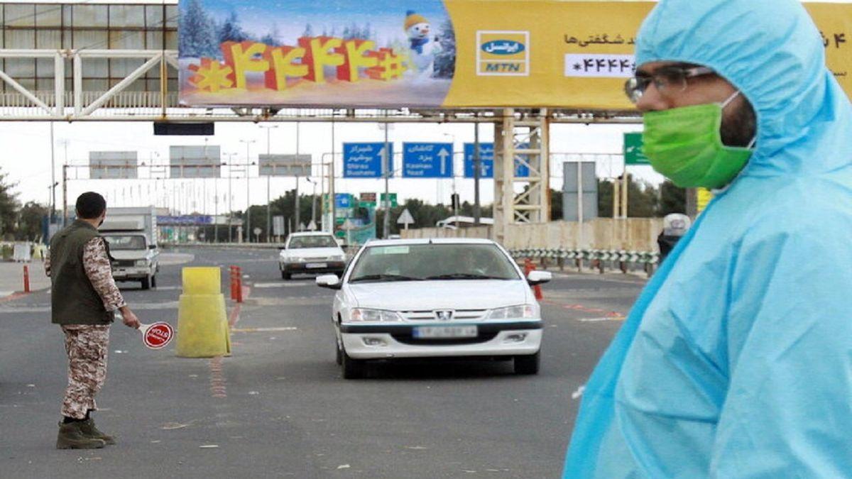 جریمه یک میلیون تومانی در انتظار مسافران