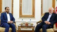 دیدار ظریف با محمد عبدالسلام در مسقط