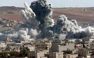 حمله جنگندههای ائتلاف آمریکا به اردوگاه آوارگان سوری