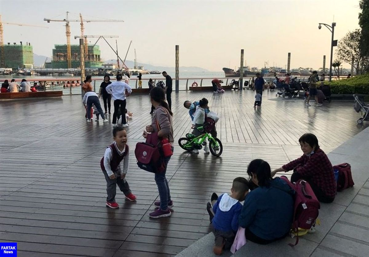موافقت چین با سیاست ۳ فرزندی
