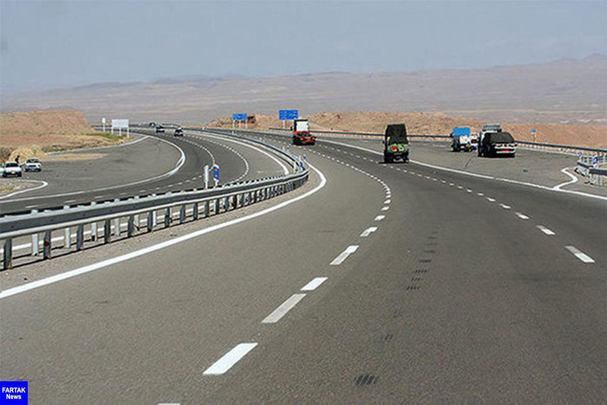 تردد جادهای در شهریورماه 15 درصد کاهش یافت
