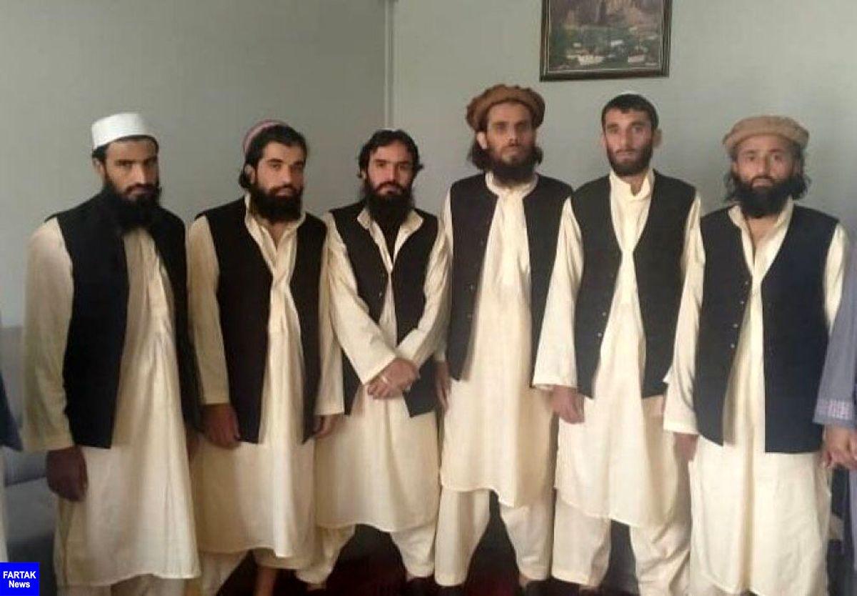 اعتراض فرانسه به آزادی شش زندانی طالبان