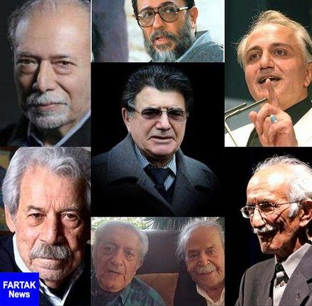 نصب سردیس ۲۶ هنرمند در خیابانهای تهران+ آدرس