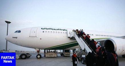 عراق از فردا پروازهایش به دمشق را ازسرمیگیرد