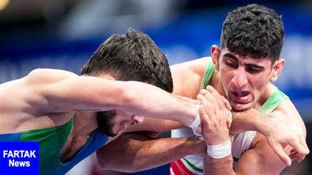 ۳ پیروزی و ۲ شکست فرنگیکاران ایران در روز نخست قهرمانی جهان/ بادکان حذف شد
