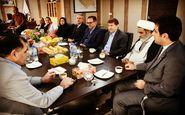 نشست مدیرعامل هلال احمر استان های کرمانشاه و کردستان در راستای ارائه خدمات بهتر به آسیب دیدگان حوادث