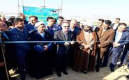 عملیات اجرایی پروژه آبرسانی سد ماملو به پیشوا آغاز شد