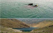 دریاچه هویر دماوند جان یک جوان را گرفت