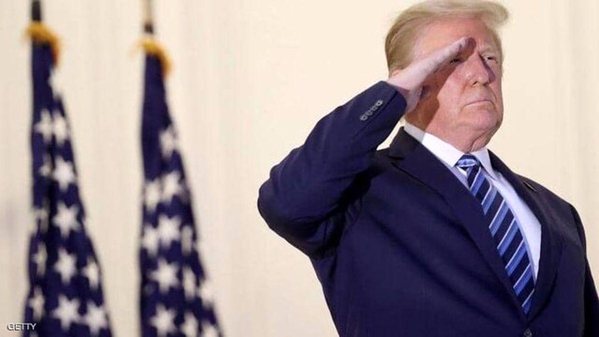 ترامپ به این راحتیها کلید کاخ سفید را تحویل بایدن نمیدهد!