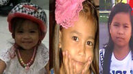 حادثه ای بسیار دلخراش/جانکندن 3 کودک برای فرار از مرگ+ عکس