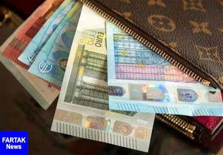 قیمت ارز مسافرتی امروز ۹۷/۱۲/۲۶