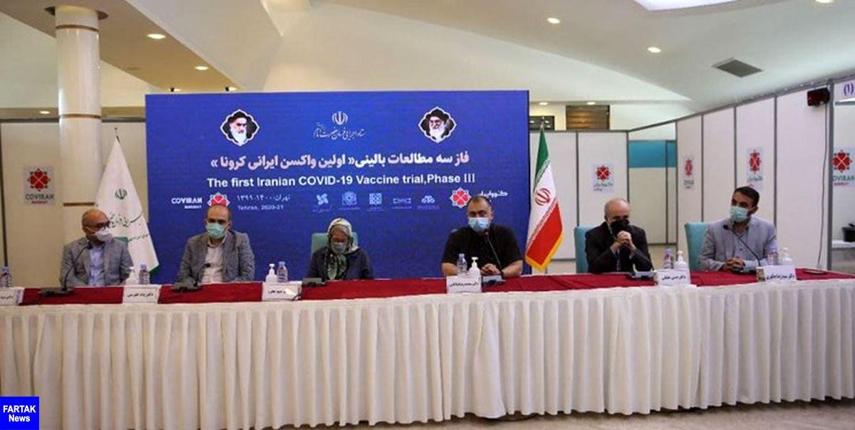 محرز: وزارت بهداشت میتواند مجوز اورژانسی تزریق واکسن کوو ایران برکت را صادر کند