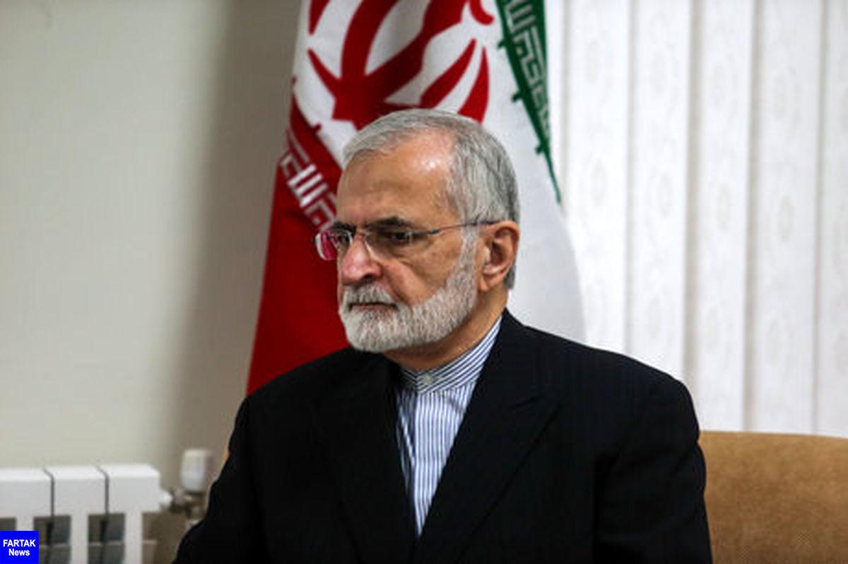 سیاست ایران حمایت از دولتهای مستقر است/ گسترش روابط اقتصادی ایران و افغانستان