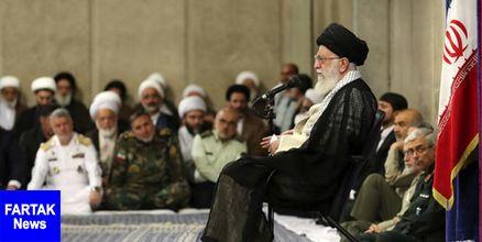 رهبر معظم انقلاب: جنگی رخ نخواهد داد