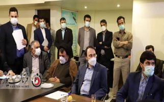 تصاویر اختصاصی نشست جمعیت زاگرس نشین مقیم تهران با جمعی از کاندیداهای شورای شهر