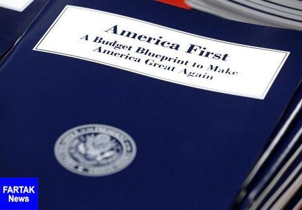 کسری بودجه دولت آمریکا از مرز ۱ تریلیون دلار گذشت
