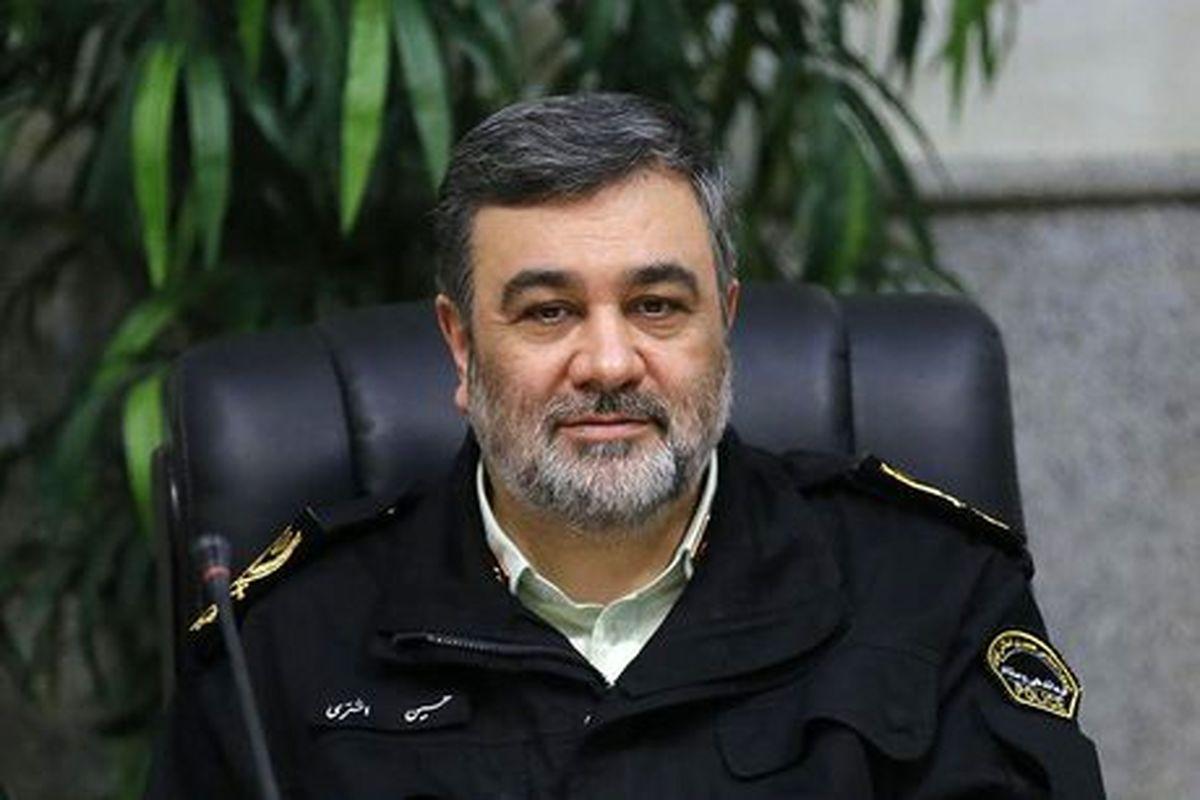 فرمانده ناجا: امنیت ایران در دنیا مثال زدنی است