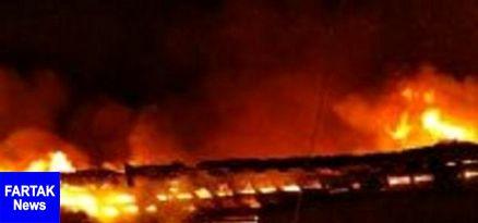 فوری /هتل بانک مرکزی در نوشهر دچار آتش سوزی شد + جزییات
