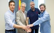 سرمربی تیم جوانان بارسلونا معرفی شد