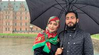 استوری جنجالی عروس سفیر ایران در دانمارک