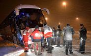 ۲۲۴ نفر در راه مانده محورهای کوهستانی گلستان امدادرسانی شدند