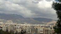 هوای تهران برای دومین روز متوالی در شرایط پاک قرار گرفت