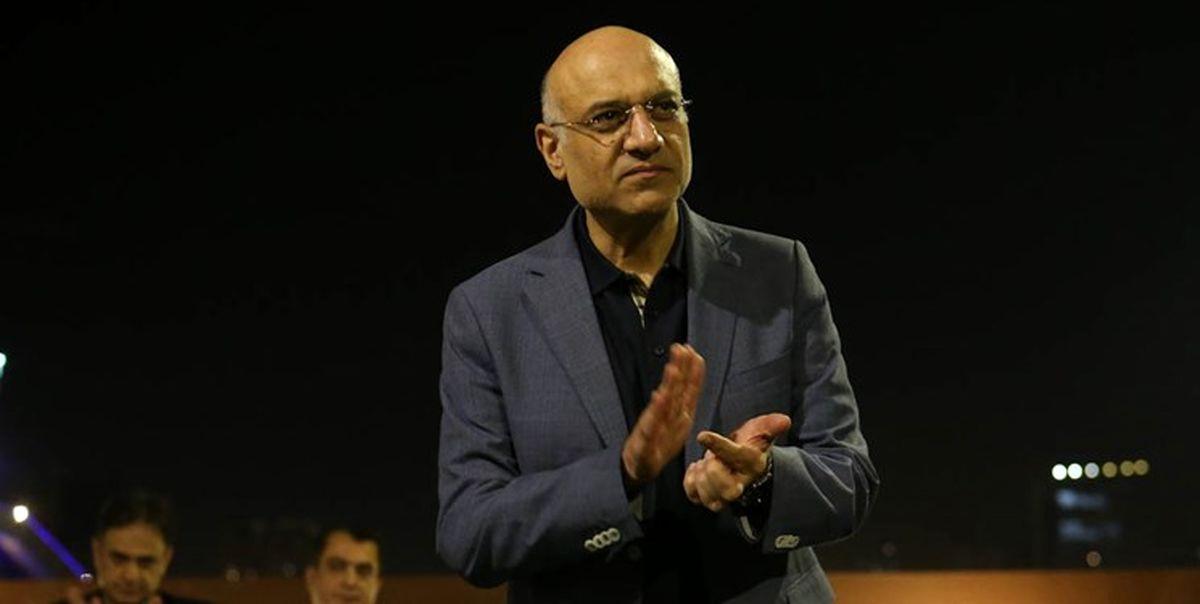 فتحی، مدیرعامل استقلال را تهدید به شکایت کرد