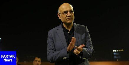 واکنش تند فتحی به شایعه استعفایش از استقلال