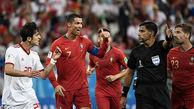 افتخاری بزرگ برای ایران؛ مقایسه ستاره فوتبال با رونالدو + عکس