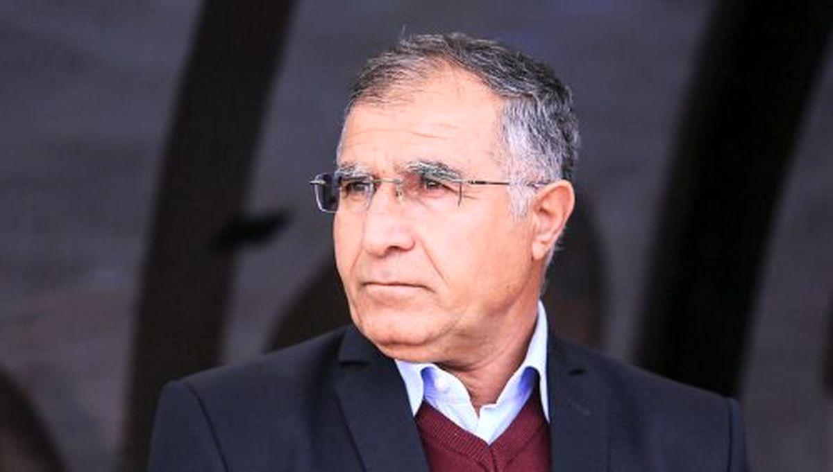 مجید جلالی: به صورت شفاهی به ما مجوز بازی تدارکاتی دادند