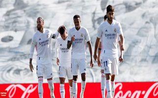 خلاصه بازی رئال مادرید 4 - هوئسکا یک