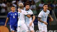 همبازیهای مسی در تیم ملی آرژانتین کجا توپ میزنند+عکس