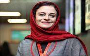 تیپ و ظاهر مریلا زارعی و محمود کلاری در جشنواره فیلم فجر