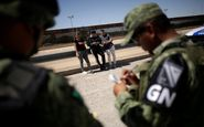 استقرار ۱۵ هزار نیروی مکزیک در مرز با آمریکا