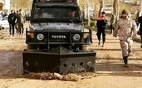 خودروهای ضد شورش در لرستان چه میکنند؟!