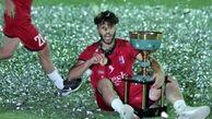 تصاویری از قهرمانی نساجی در لیگ برتر امیدها