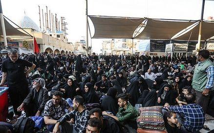 آخرین وضعیت  از مرز مهران
