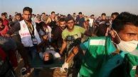 تیراندازی به شرکت کنندگان در راهپیمایی بازگشت / تاکید البطش بر حمایت از پناهندگان فلسطینی در لبنان