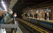 استفاده بیش از ۹۸ درصد مسافران مترو از ماسک